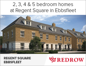 Get brand editions for Redrow Homes, Regent Square at Ebbsfleet Green