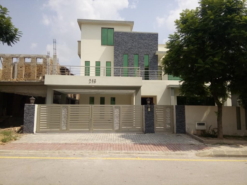 5 bed new property in Islamabad...