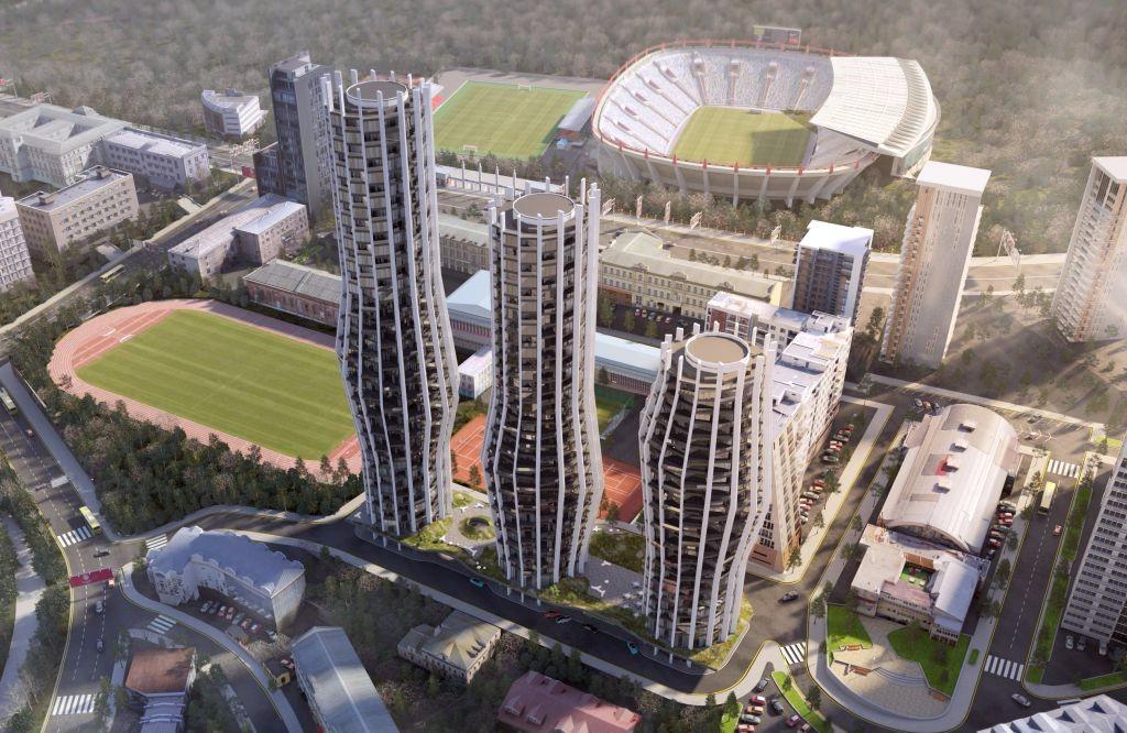 T`bilisi new Apartment for sale