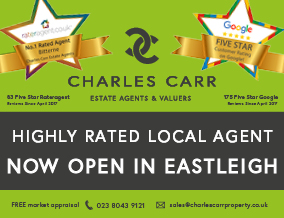Get brand editions for Charles Carr, Eastleigh