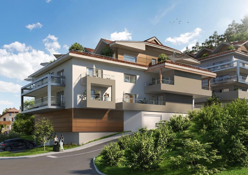 1 bed new Apartment in Évian-les-Bains...