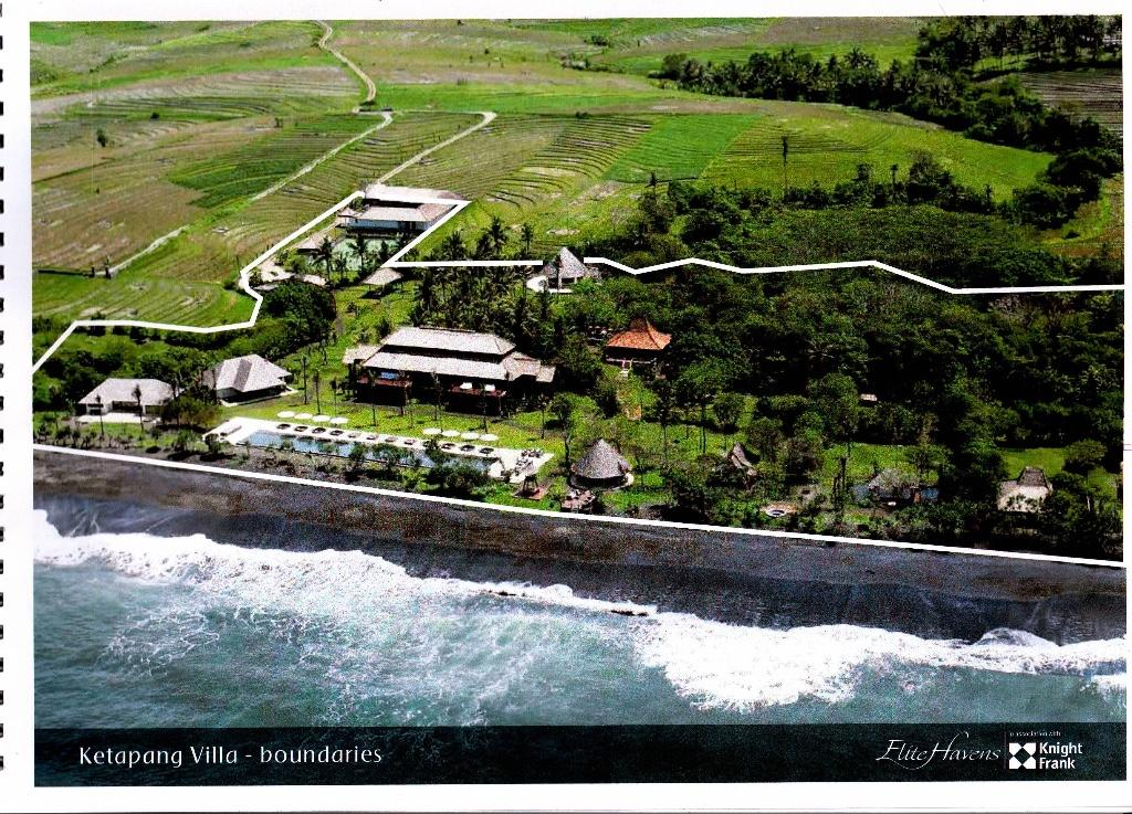 12 bed Villa for sale in Tabanan, Bali