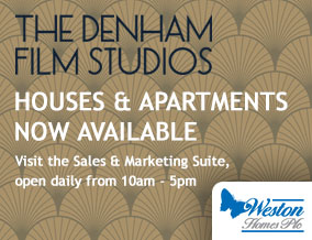 Get brand editions for Weston Homes - Eastern Region, The Denham Film Studios