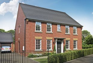 Photo of David Wilson Homes Exeter