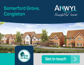 Get brand editions for Anwyl Construction Co Ltd, Somerford Grove