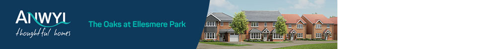 Anwyl Construction Co Ltd, The Oaks at Ellesmere Park