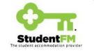 Student Facility Management, Canterbury Hall logo