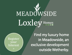 Get brand editions for Loxley Homes, Meadowside