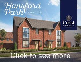 Get brand editions for Crest Nicholson Ltd, Hansford Park