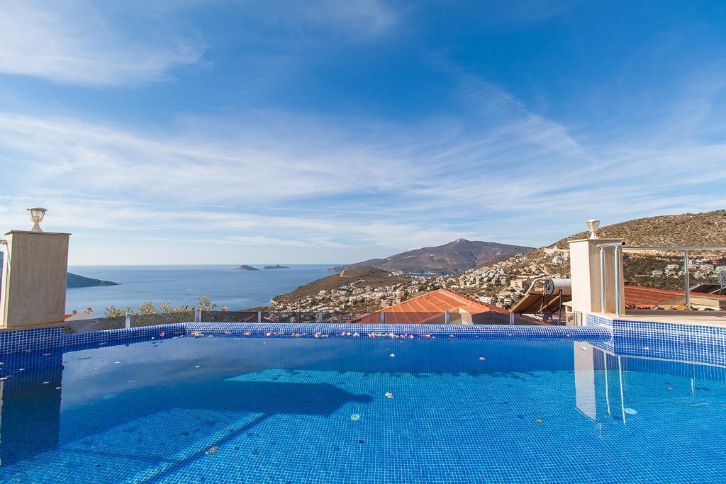 Villa for sale in Kalkan, Kas, Antalya