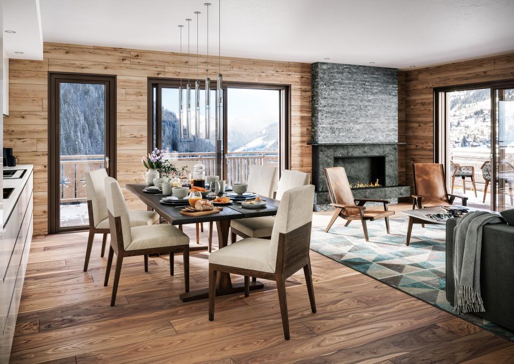 new Apartment in Châtel, Haute-Savoie...