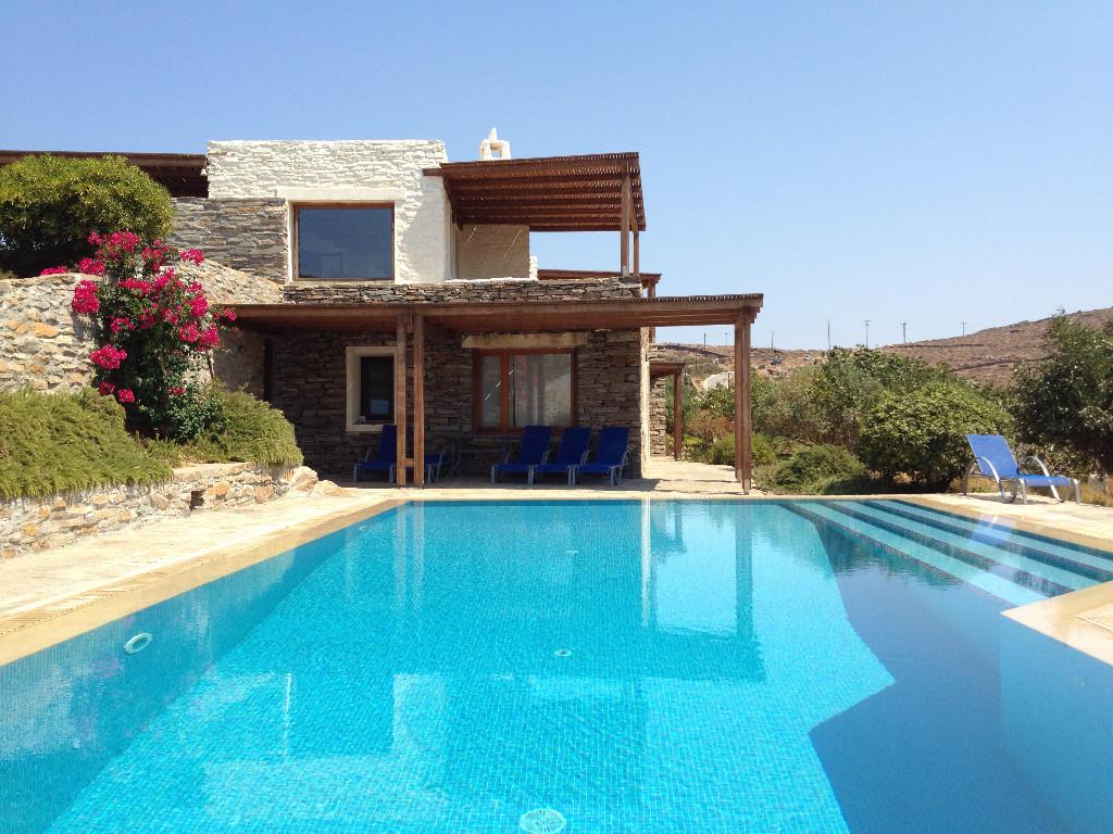 Villa in Koundouros, Tzia...