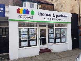 Thomas & Partners, Herne Baybranch details