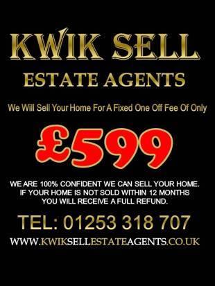 Kwik Sell Estate Agents, Blackpoolbranch details