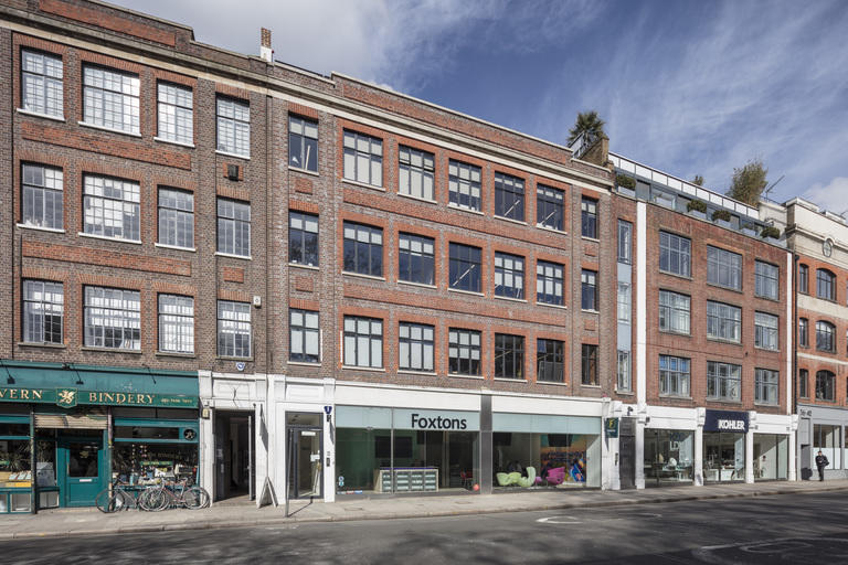 property for sale in 50-54 Clerkenwell Road, London EC1M 5PS