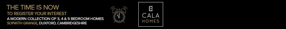 CALA Homes, Coming Soon - Sopwith Grange