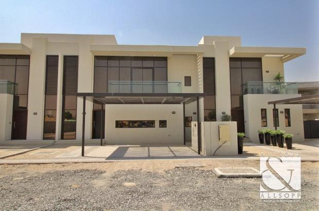 new development in Rockwood, Damac Hills
