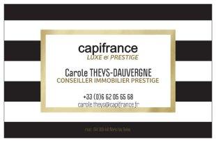 Capifrance, Auvergne (Carole Theys)branch details