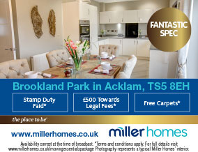 Get brand editions for Miller Homes North East, Brookland Park