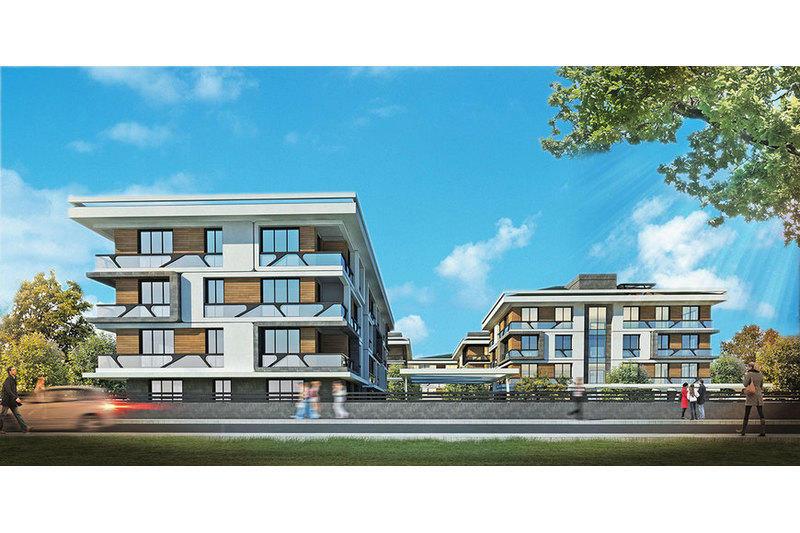 4 bed new Apartment in Yalova, Yalova, Çinarcik