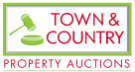 Town & Country Property Auctions, Telford branch logo