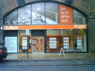 Belvoir, Manchester Centralbranch details
