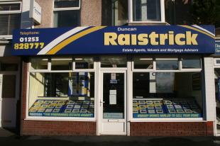 Duncan Raistrick, Cleveleysbranch details