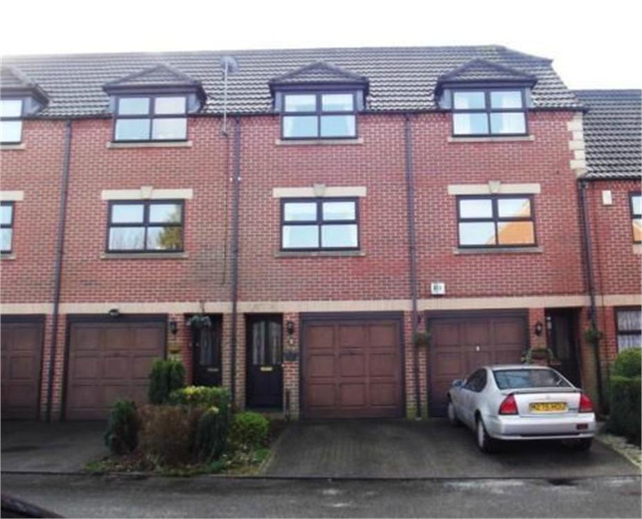 2 Bedroom Terraced House To Rent In Ferndale Mews Coleshill Birmingham Warwickshire B46