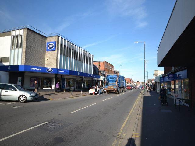 Winton High Street