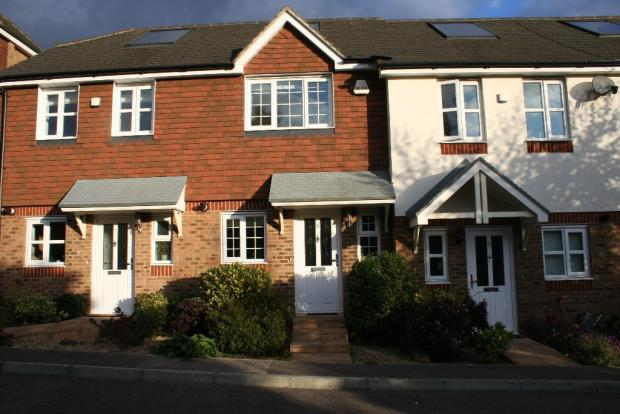 2 Bedroom Terraced House For Sale In Brunswick Mews Maidstone Kent ME16 ME16