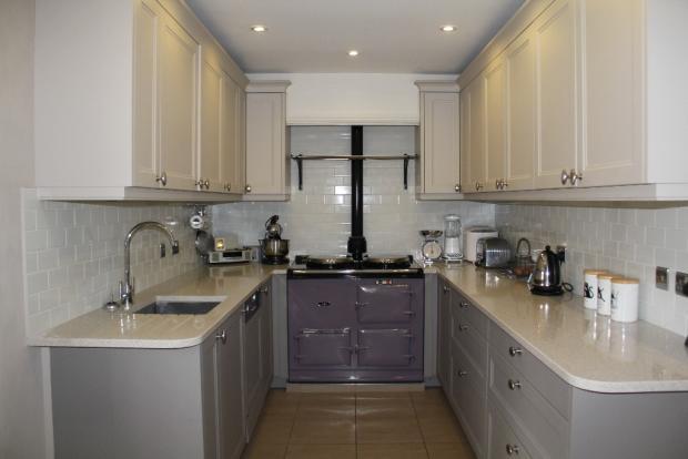 Modern Kitchen/AGA