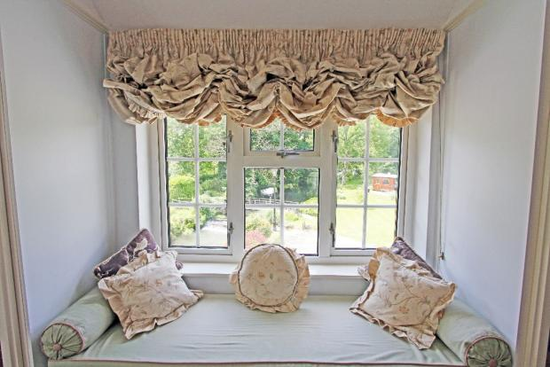 Master Bed Window
