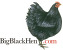 Big Black Hen.com, Hertfordshire logo