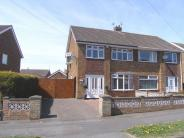 3 bed semi detached home in 24 Ogilvy Drive...