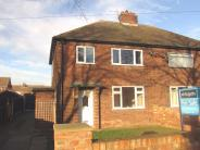 semi detached property for sale in Cheswick Avenue, KEADBY...