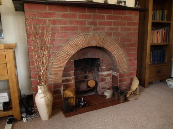 Fireplace DR
