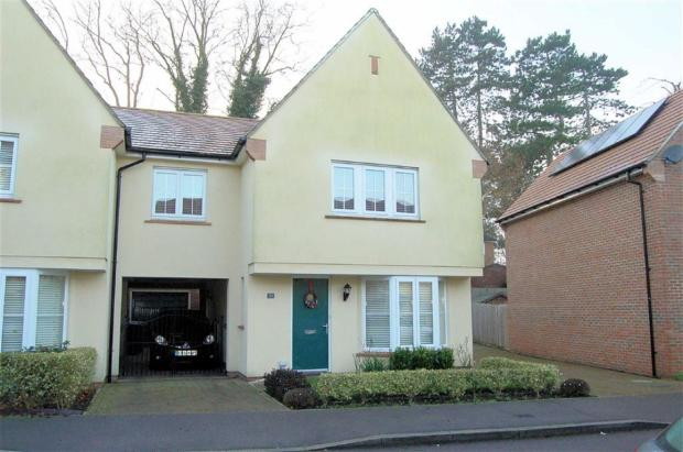 4 Bedroom House For Sale In Lindsell Avenue Letchworth Garden City Hertfordshire Sg6