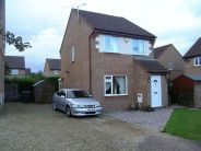 3 bedroom Detached home to rent in Truro Close, Sleaford