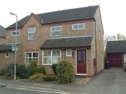 semi detached property in Bristol Way, Sleaford