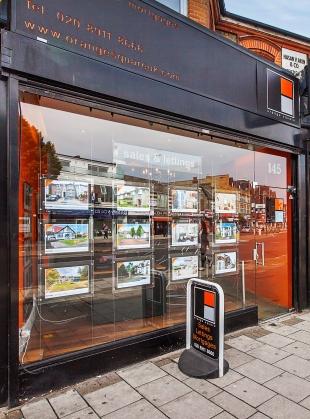 Orange Square, Ilfordbranch details