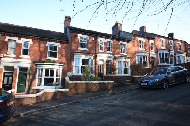 3 Bedroom Town House For Sale In St Johns Wood Kidsgrove