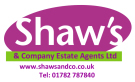Shaw's and Company, Kidsgrove logo