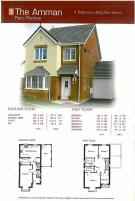 4 bed new property in Llandybie