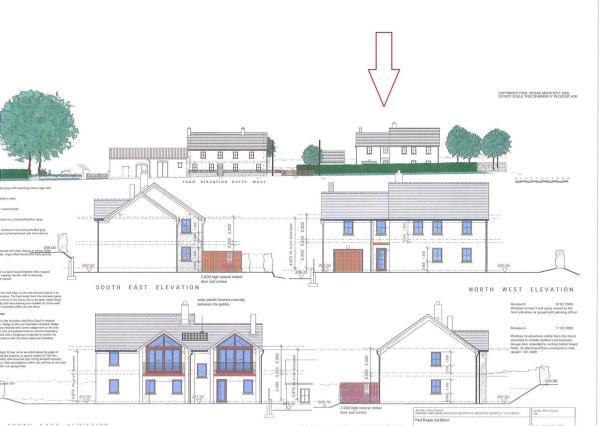 Gwynfe Building Plot