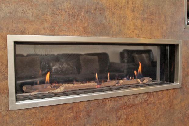 LOUNGE GAS FIRE