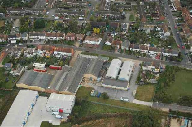 Light Industrial For Sale In Canterbury Road Willesborough Ashford Kent Tn24