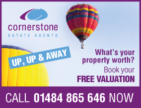 Get brand editions for Cornerstone Estate Agents, Denby Dale