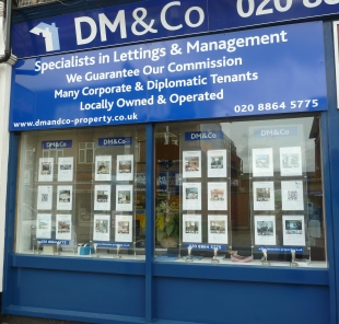 DM & Co, Harrowbranch details