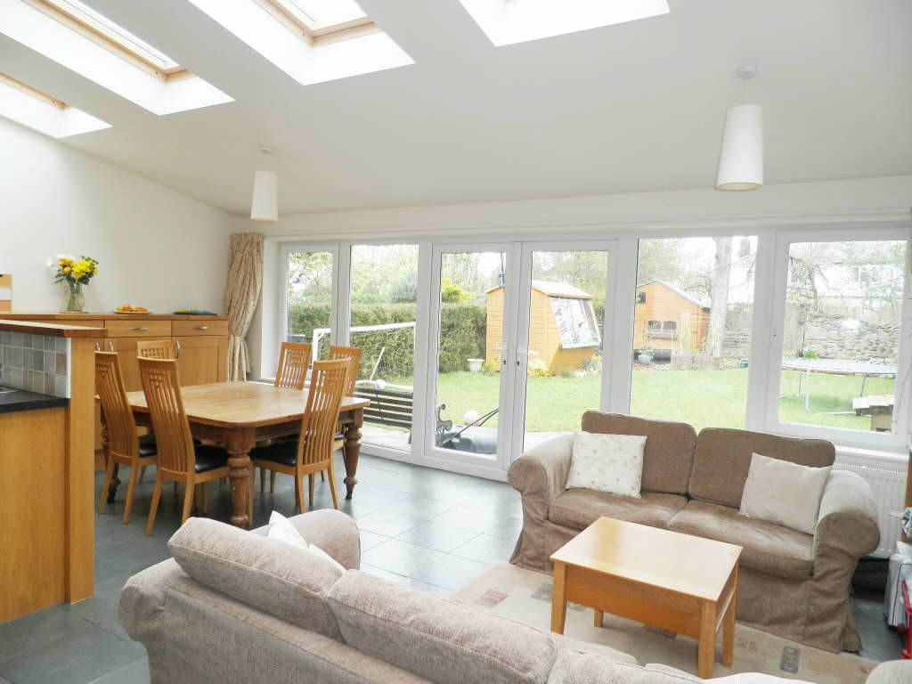 5 bedroom semi detached house for sale in glan aber park for Kitchen ideas 3 bed semi