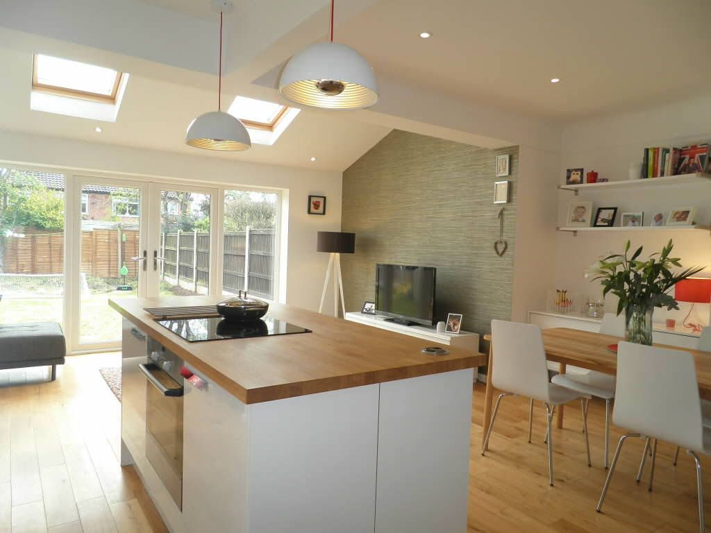 3 bedroom semi detached house for sale in orchard close for 3 bedroom house extension ideas